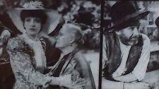 Kay Francis, Mary Gordon, Walter Brennan, Magic Lantern Glass Slide