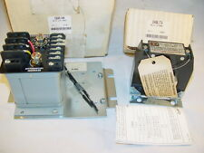 Cutler Hammer D60LA0 Adjustable Current Relay Transformer & D60LT3
