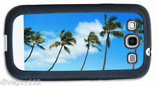 SmartPhone Custom Cover Case Scuba Diving Dive Palm Tree Gear iPhone 4/4S HT0304