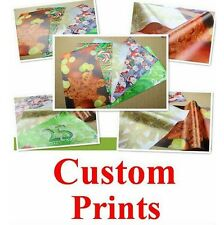 Custom Prints Custom Poster Silk HQ wall decor custom size 24x36 up to 40 inches