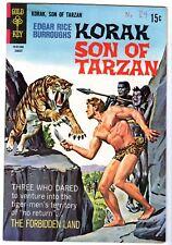 Korak Son of Tarzan #24, Very Fine - Near Mint Condition