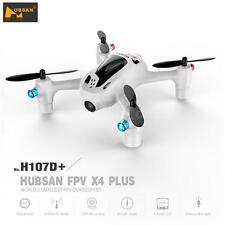 Hubsan X4 H107D+ 2.4G 4CH 6-axis 5.8G FPV 720P HD Camera RTF RC Quadcopter V9R7