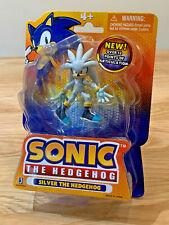 Jazwares Silver The Hedgehog Sonic Adventure FigureNEW Boxed Rare