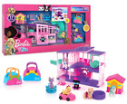 Barbie Deluxe Pet Dream house 15-Piece Play Set Kids Girls Doll Playset Gift New