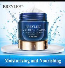 Hyaluronic Acid Moisturizing Cream- Best Wrinkle Cream - Facial Moisturizer 40g