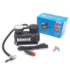 300PSI 12V Portable Air Compressor Car Tire Air Inflator Pump Garage In Need