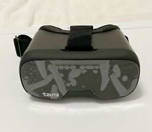 Dream Vision, Tzumi Black Virtual Reality Smartphone Headset, Adjustable Strap