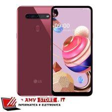 "LG K51S 6.55"" 64GB 3GB Pink Rosa LTE 8Core DS TIM Nuovo Garanzia Smartphone"