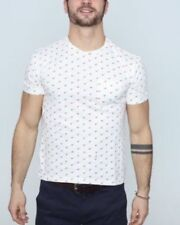 AllSaints Slim Fit Basic Tee Regular Size T-Shirts for Men