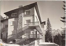 FALCADE - CASA ALPINA DON BOSCO CON LE CIME D'AUTA (BELLUNO) 1965