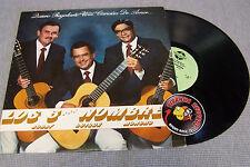 Los Tres Nombres Quiero Regalarte Una Cancion de Amor Spanish/Tejano LP Piranha
