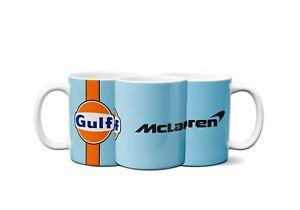 McLaren Gulf Formula 1 F1 Mug / Prefect Gift
