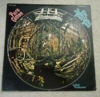 James Cotton Band- Pure Cotton (Vinyl LP) VG+/EX MGM FTS-3038