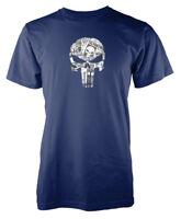 Punisher Newspaper Marine Frank Castle kids t-shirt