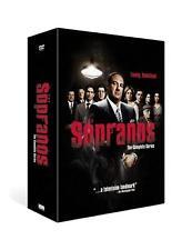 The SOPRANOS COMPLETE SERIES SEASON 1,2,3,4,5,6 BOXSET 28 DISCS R2 1-6