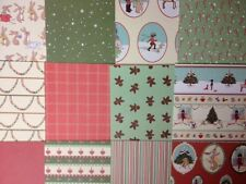 12 feuilles taster 8 x 8 belle & boo christmas card making craft support papier