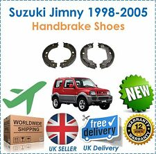 For Suzuki Jimny Supercarry 1.3i 1998-2005 Rear Brake Shoes New OE Quality