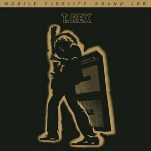 Mobile Fidelity T. Rex - Electric Warrior Limited Edition 180g 45rpm 2 X VINYL