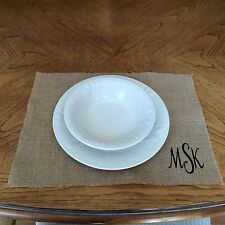 Placemats- Personalized (Set of 4)