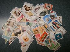 Lot of 97 Stamps from Albania