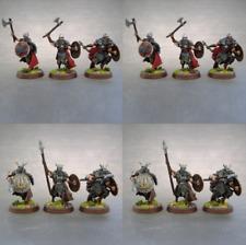 Games Workshop LotR Dunland foot squad METAL RARE (UM)