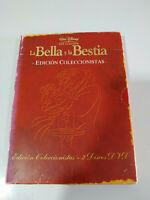 La Bella y la Bestia Edicion Coleccionistas Clasicos Walt Disney - 2 x DVD