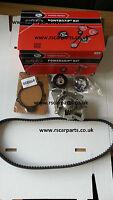 Timing Belt Kit & Water Pump FORD FIAT PEUGEOT CITROEN C4 C5 DS4 2.0 TDCI HDI16