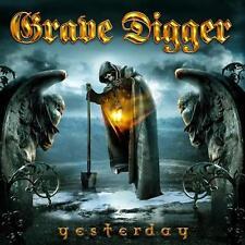 GRAVE DIGGER - YESTERDAY - CD+DVD SIGILLATO 2006