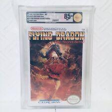Flying Dragon Nes Nintendo Sealed Graded VGA 85+