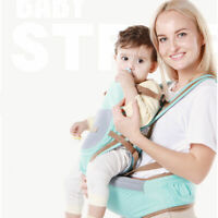 Adjustable Baby Carrier Infant Kid Breathable Sling Front Backpack Baby Wraps