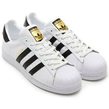 Brand New Adidas White Superstar with box - Size UK/IND 9 (Imported)