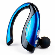 Voice Answer Bluetooth Headset V4.0 Handsfree Sports Stereo Headphones w/ Mic