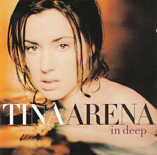 Tina Arena ‎CD In Deep - France
