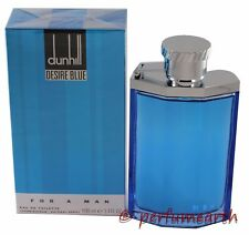 DUNHILL DESIRE BLUE BY DUNHILL 3.4/3.3 OZ EDT FOR MEN NEW IN BOX