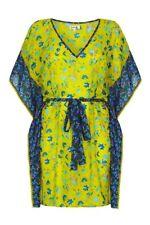Paolita Jaisalmer Kaftan amarillo Tamaño Pequeño Reino Unido 8-10 RRP £ 180 DH088 HH 17