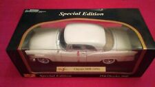 1956 CHRYSLER 300B 1/18th SCALE DIE-CAST MODEL Maisto Special Edition White