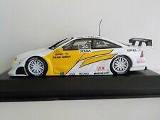OPEL CALIBRA V6 4X4 Team Joest #24 DTM 1996 MINICHAMPS by Pauls Model Art 1/43