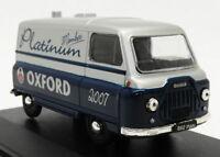 Oxford Diecast 1/43 Scale JM015 - Morris Van Platinum Member Model 2007