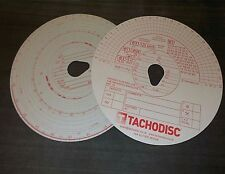 Tachograph disc's. Pack of 50. Tacho. Haulage. Lorry. Wagon. *Top Quality!
