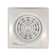 "Envirovent SIL100T ""SILENT"" Timer Extractor Fan for Bathroom or Toilet"