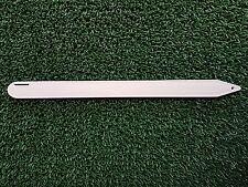 PLASTIC WHITE PLANT / SEED LABELS 40 CM