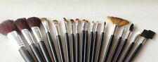 18 Pcs Makeup Brushes Eyebrow Tool Set Eyeshadow Brush Cosmetic Black