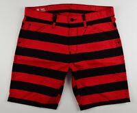 G-STAR RAW, 5622 3D Tapered Shorts 1/2, Gr. W33 Bermuda Herren Shorts Jeans Cut