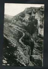 C1920s View: Road Through Cheddar Gorge, Somerset