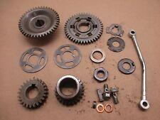 Yamaha Warrior 350 DG (1783) engine - clutch cover gears