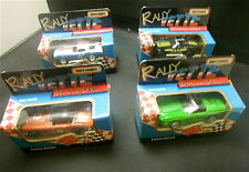 1992 Matchbox Series One Rally Corvette Set of Four (4) Sealed