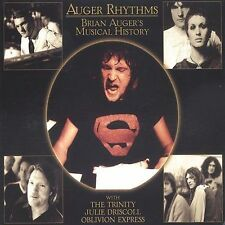 Audio CD Auger Rhythms: Brian Auger's Musical History - Auger, Brian -