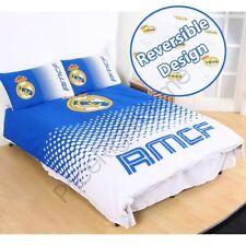 Linge de lit et ensembles blancs en polycoton pour chambre à coucher