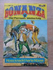Bonanza Nr: 40  Bastei      mit Poster     Hoss knackt harte Nüsse