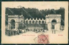 Vicenza Lonigo cartolina QK7733
